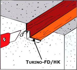 Der Einsatz von FD-HK an Balken